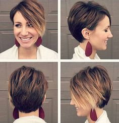 40.Short Hairstyles 2016