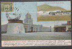 C 1907 Peru Postcard Santa Catalina Llamita 4 cts XF | eBay