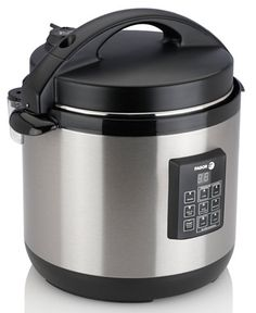 Fagor 670040230 Slow Cooker, 6 Qt. Multi-Use Electric