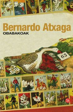 """EL LIBRO DEL DÍA:  """"Obabakoak"""", de Bernardo Atxaga.  ¿Has leído este libro? ¿Nos ayudas con tu voto y comentario a que más personas se hagan una idea del mismo en nuestra web? Éste es el enlace al libro: http://www.quelibroleo.com/obabakoak ¡Muchas gracias! 30-4-2013"""