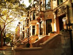 nyc brownstones | Architecture