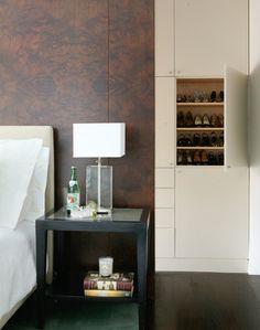 Master Bedroom Storage .