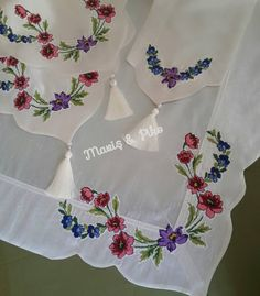 510 Likes, 22 Comments - The Mitgiftwerkstatt of Emine ( . Cross Stitch Letters, Cross Stitch Borders, Cross Stitch Samplers, Cross Stitch Flowers, Modern Cross Stitch, Home Crafts, Diy And Crafts, Hairstyle Trends, Cross Stitch Beginner
