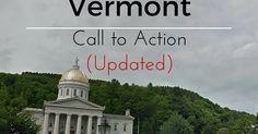 VT - Vermont - Take action to oppose vapor taxes! #vermont #vaportax #vapingtax  CASAA  