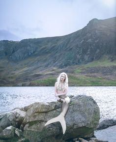 Welsh Mermaid.