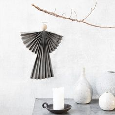 Dekorace Anděl M   LALA design - Spolu s vámi tvoříme domov