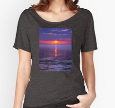 30% off Men's Classic, Tri-blend, Long, Graphic. Women's Relaxed, V, Scoop. Use THIRTYOFF. Sunset of Love by scardesign11  #sunset #tshirt #fashion #discount #sales #summer #summerwear #redbubble #travel #Greece #giftsforher