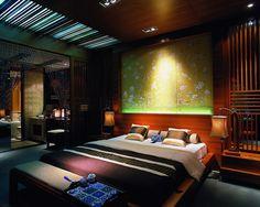 Oriental Chinese Interior Design  http://www.interactchina.com/home-furnishings/