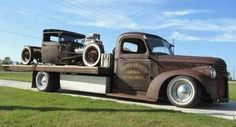 Rat Rod of the Day! - Page 42 - Undead Sleds / Rat Rods Rule - Hot Rods, Rat Rods, Sleepers, Beaters & Bikes. Rat Rods, Rat Rod Cars, Hot Rod Trucks, Mini Trucks, Cool Trucks, Cool Cars, Rat Rod Pickup, Pickup Trucks, Truck Drivers