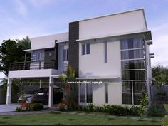 Modern Home Designs in Two Storey 6