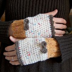 These are knit and crocheted!  :o) creativeyarn: knitting
