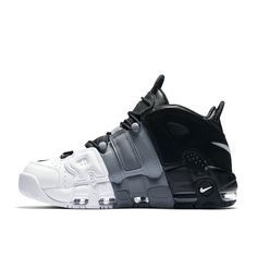 the best attitude 4bf3a 2bd90 Original New Arrival Authentic Nike Air More Uptempo Tri-Color Men s  Breathable Basketball Shoes Sports