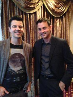 Jordan Knight & Tommy Page  @JordanKnight twitter account