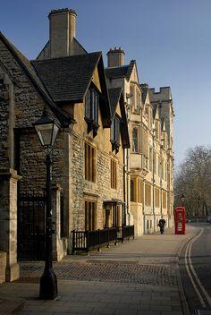 St Giles, Oxford, England                                                                                                                                                                                 Plus