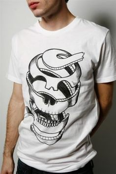 Danger - Awesome T-Shirts at Rumplo
