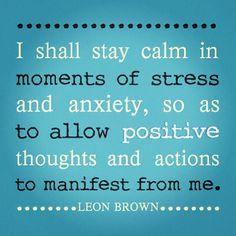 ✨Practice positive affirmations