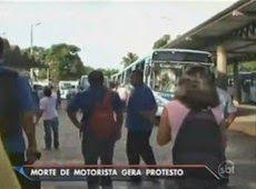 Galdino Saquarema Noticia: Morte de motorista de ônibus gera paralisação em Fortaleza..