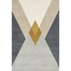 Dit vloerkleed van Various is een stijlvolle toevoeging aan je interieur. Het kleed heeft een mooie grafisch patroon en rustige kleuren. Hierdoor is het een aanwinst voor de moderne interieurs. De Various Summit is gemaakt in India en is ontworpen door