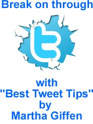 Need Twitter help?  Free special report!
