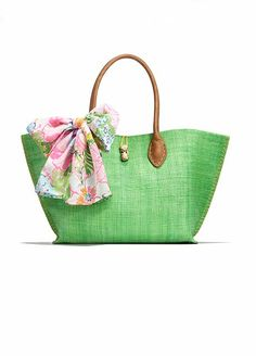 Every Single Piece From The Lilly Pulitzer x Target Collection #refinery29  http://www.refinery29.com/2015/03/84530/lilly-pulitzer-target-collaboration-lookbook#slide-88  Lilly Pulitzer for Target Raffia Tote Bag- Nosie Posey, $30, available at Target.