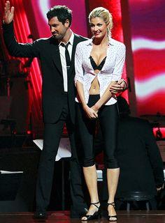 Erin Andrews And Maksim Chmerkovskiy