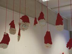 Xmas Crafts, Crafts For Kids, Kindergarten, Handicraft, Satu, Blog, Christmas, Winter, Christmas Jewelry