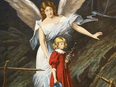 7 Things You Should Know About Guardian Angels | Connecting with Angels | Facts About Guaridan Angels - Guardian Angels are Nondenominational - Beliefnet
