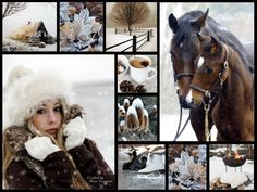 Winter Day...by Thea Veerman