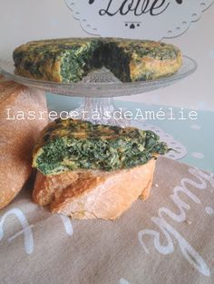 Las Recetas de Amélie: Tortilla de acelgas