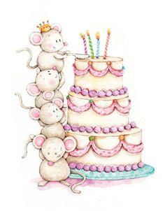 Liz Yee - Mouse Birthday