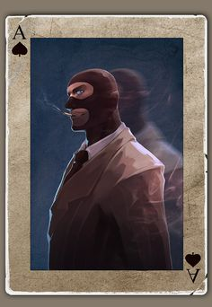 Team Fortress 2 Playing Cards - Created by BigGreenPepper