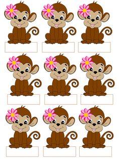 Νηπιαγωγός για πάντα....: Παρουσιολόγιο: Δέντρο και Ζωάκια ανά Εποχή Foam Crafts, Diy And Crafts, Crafts For Kids, Paper Crafts, Bon Point, Cartoon Monkey, School Labels, School Clipart, Name Cards
