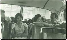 1969'da İstanbul'da bir otobüs #birzamanlar #istanbul #istanlook #nostalji