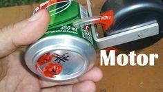 [Tutorial simples] Como fazer motor Stirling caseiro passo a passo - As ...