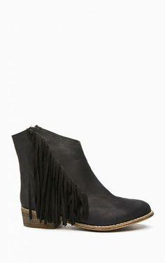 Botki ocieplane frędzle black Boots, Shopping, Crotch Boots, Shoe Boot