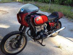 1978 BMW R100/S, 113k miles. My project bike day 1.
