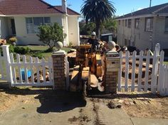 We ain't afraid of no stump.or gate for that matter! Grinding, Gate, Portal, Ribbons