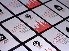 City Dream Cards - WE DESIGN STUDIOS - business cards
