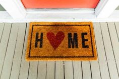 Diversi tipi di zerbino: guida alla scelta Durham, Cool Doormats, Las Vegas Homes, Aging In Place, Thing 1, Home Management, Selling Your House, Stay At Home, Wooden Flooring