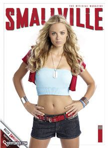 Kara, Clark's cousin. Smallville
