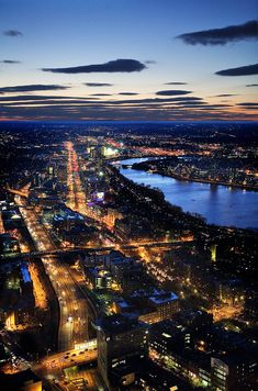 City Photography | Boston City Lights