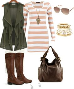 """""""fall season outfit"""" by sandreamarie on Polyvore"""