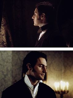 Richard Armitage, Mr. John Thornton ... again. North & South (TV, Mini-Series, 2004) #elizabethgaskell