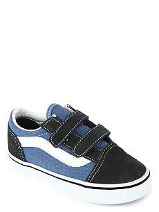 VANS Old Skool velcro trainers 3-5 years
