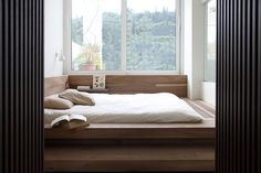 Top Tips: Minimalist Bedroom Interior Black And White minimalist home diy interiors.Minimalist Home With Kids Window minimalist bedroom diy wall colours. Japanese Inspired Bedroom, Japanese Style Bedroom, Japanese Interior Design, Japanese House, Japanese Modern, Japanese Design, Minimalist Apartment, Minimalist Interior, Minimalist Bedroom