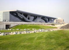 Inside the Visionary Buildings of 2019 Pritzker Prize-Winner Arata Isozaki #dwell #modernarchitecture #moderndesign #contemporaryhomedesignnews #designnews #arataisozaki
