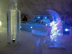 Snowland restaurant - FINLAND
