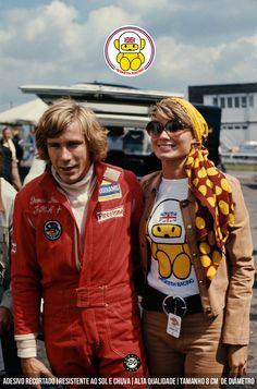 Adesivo Hesketh Racing F1 Formula 1 Racing F1, Racing Team, James Hunt, Gp F1, Monaco, British Grand Prix, Formula 1 Car, Motosport, Vintage Racing