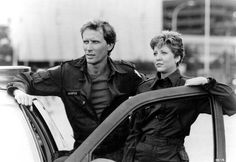 Anne Lewis is a member of the Detroit Police Department and is Alex Murphy/RoboCop's partner. Best Action Movies, The Best Films, Good Movies, Pet Sematary, Robert John Burke, Detroit Police Department, Robocop 2, Peter Weller, New York Movie
