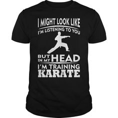 Coolest Karate Funny T-shirt